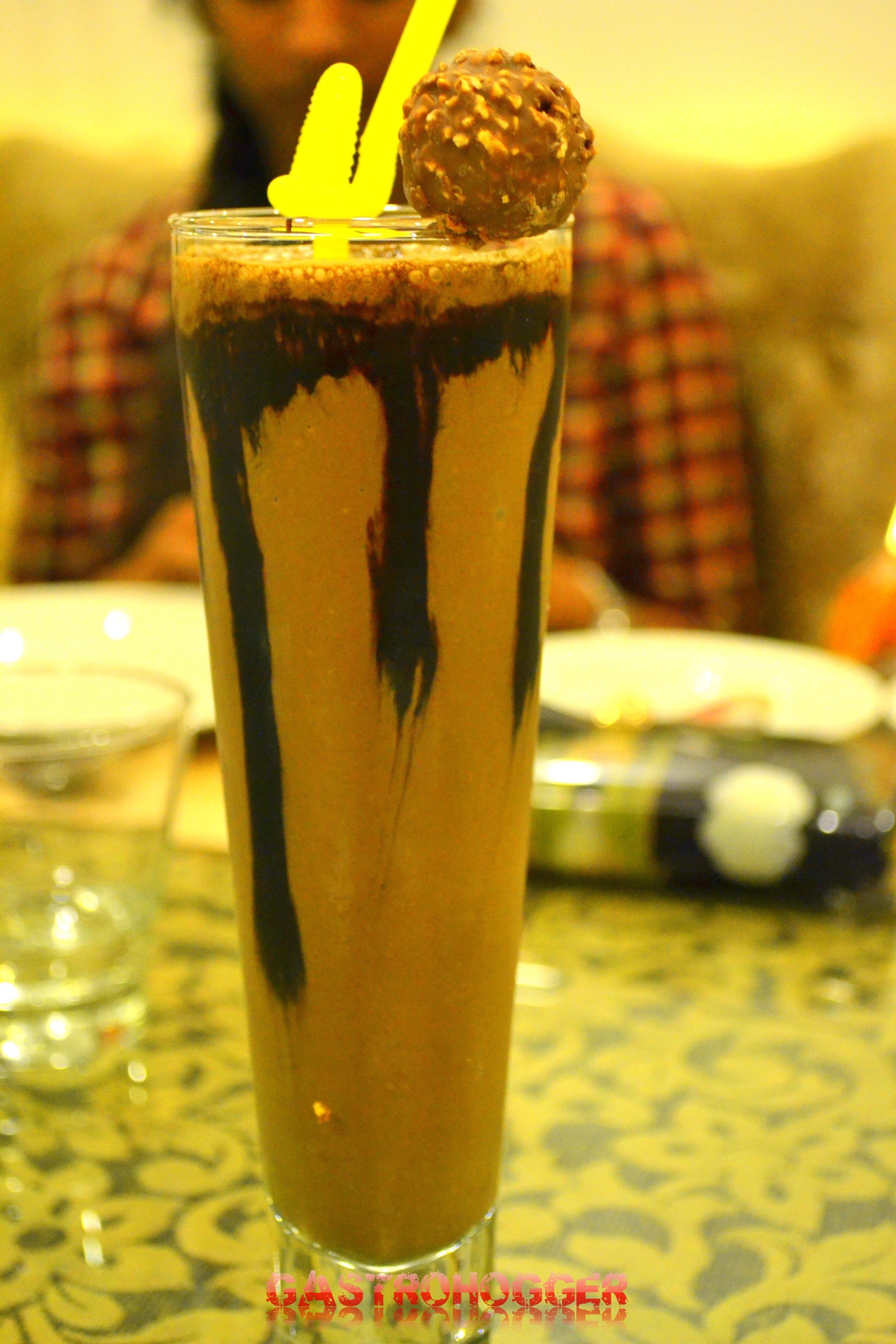 Ferraro Rocher Milkshake