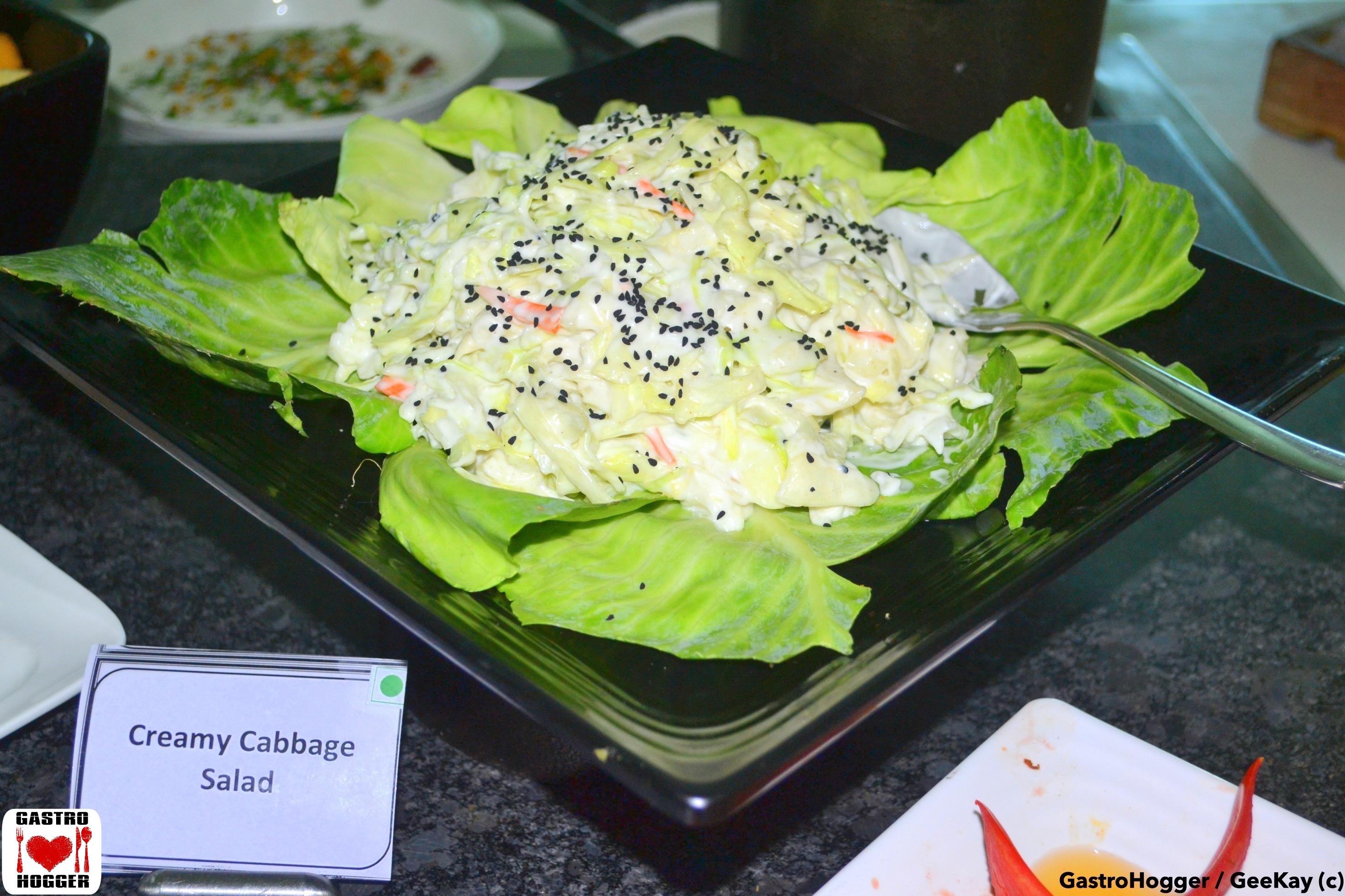 Creamy Cabbage Salad