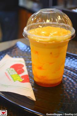 Pulpy Orange Smoothie