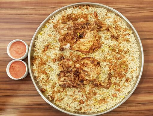 Chicken Faham Mandi