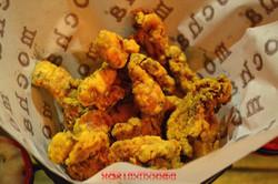 Mocha Chicken Pops