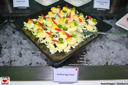Stuffed Egg Salad