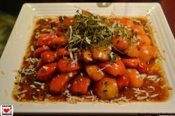 Balsamic glazed Grilled Tomato