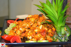 Tandoori Veg Salad