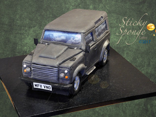 Take your cake offroad