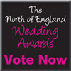 Come and vote for us in the North of England Wedding Awards