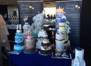 Our stand from Elite wedding show at the Sage