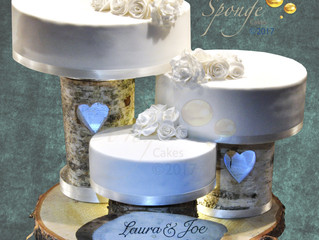 Deconstructing your wedding cake