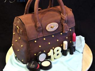 Our latest creation Handbag cake