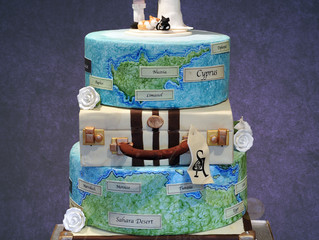 Have cake will travel