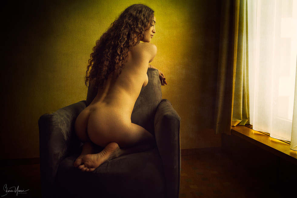 צילומי עירום אמנותי - יצירה אומנותית