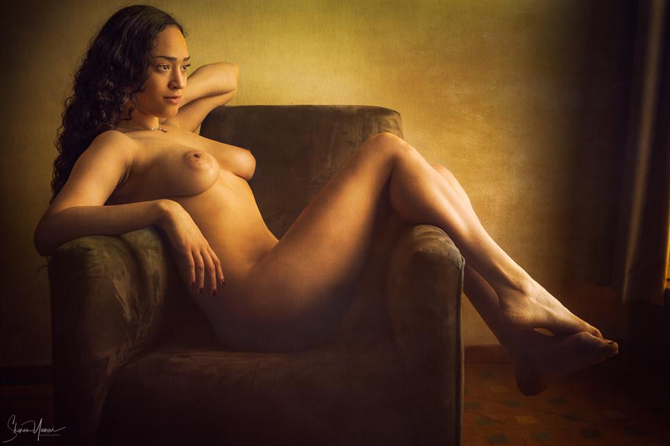צילומי עירום אמנותי