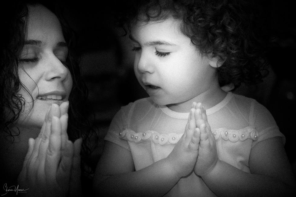 צילומי רגעים מיוחדים - תפילה