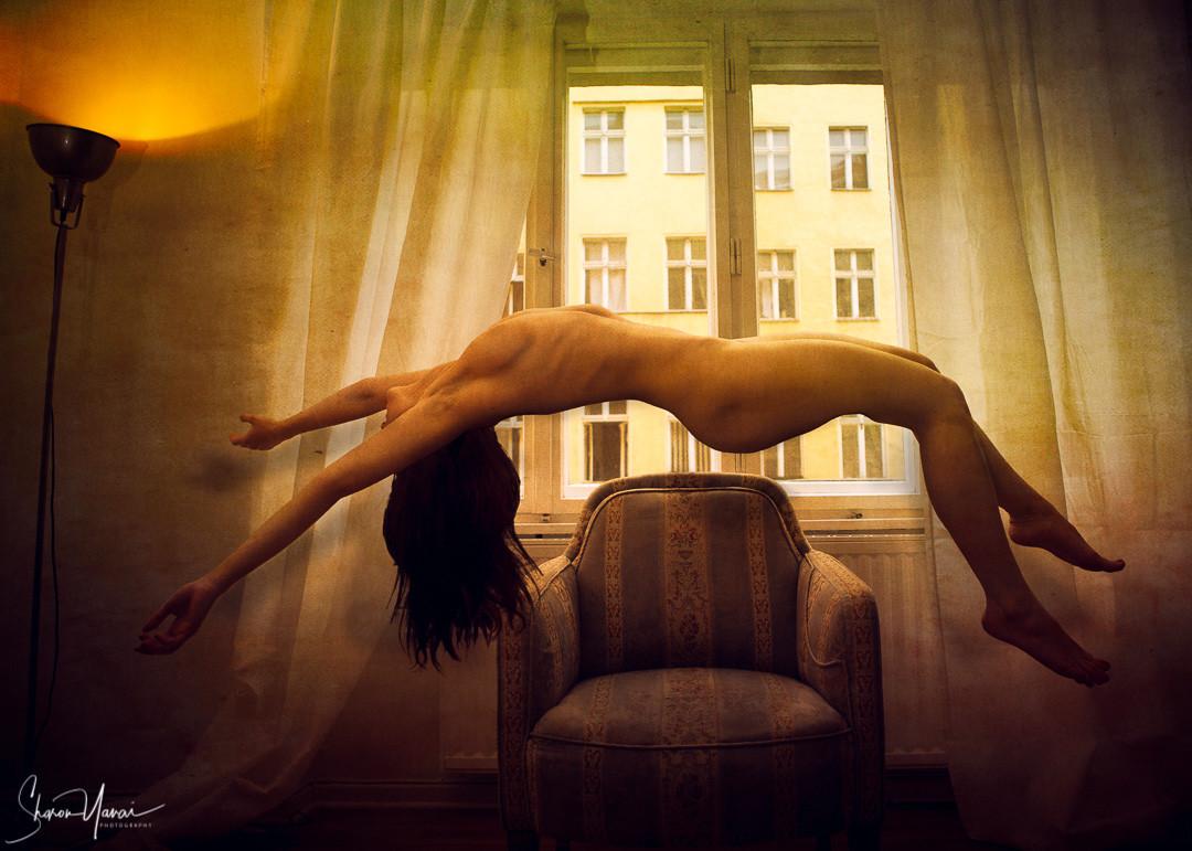 צילום עירום אמנותי-חוויה מרגשת