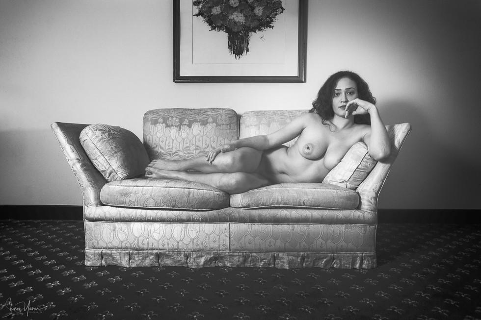 סלון-צילום עירום אמנותי