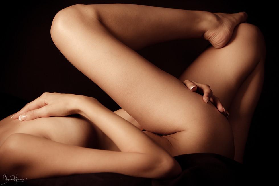 צילום עירום אמנותי - גוף