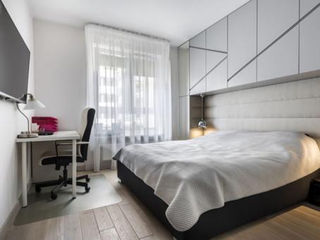 Veja ideias para decoração de quarto de casal simples