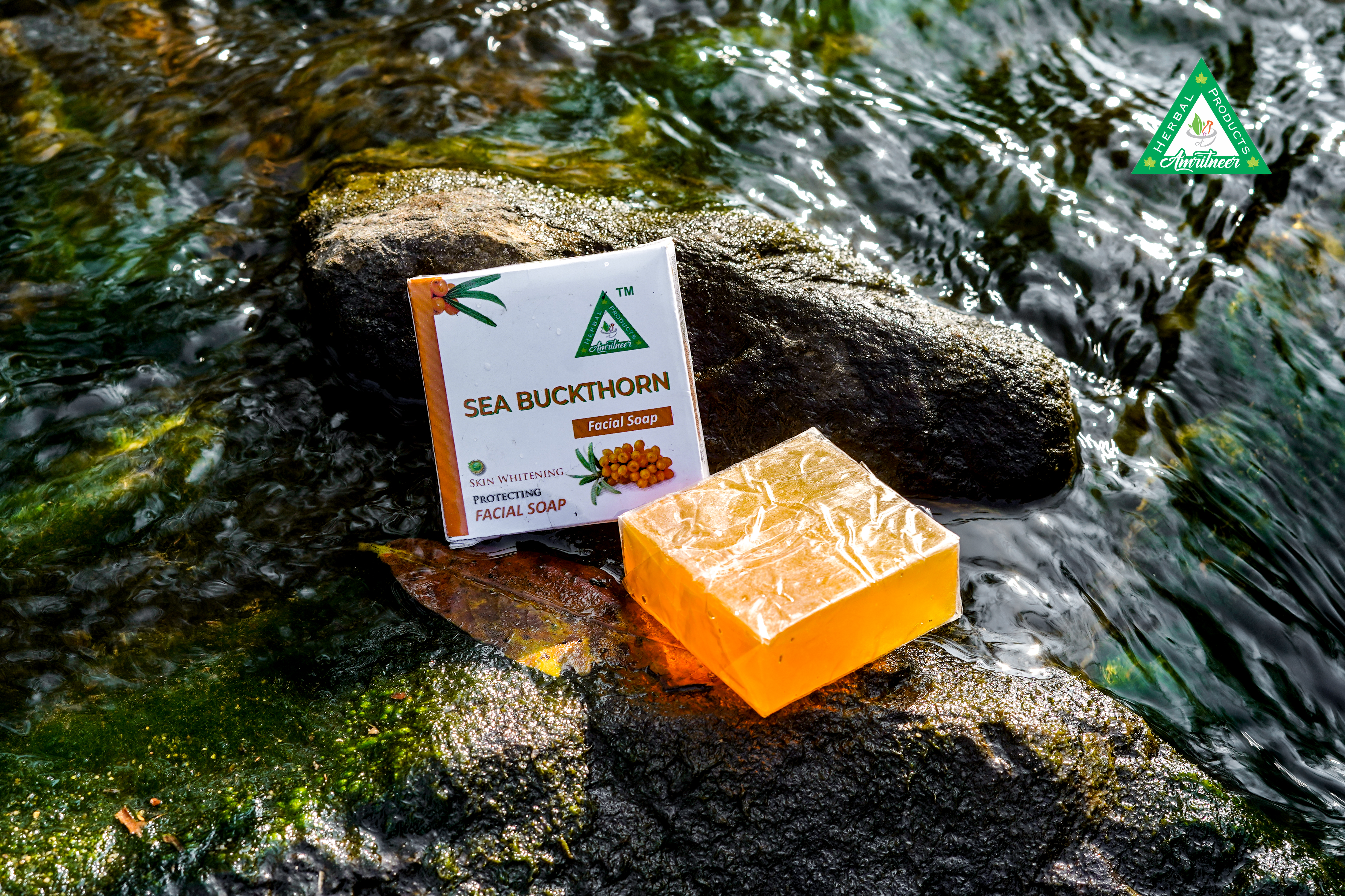 SEA BUCKTHORN FACIAL SOAP