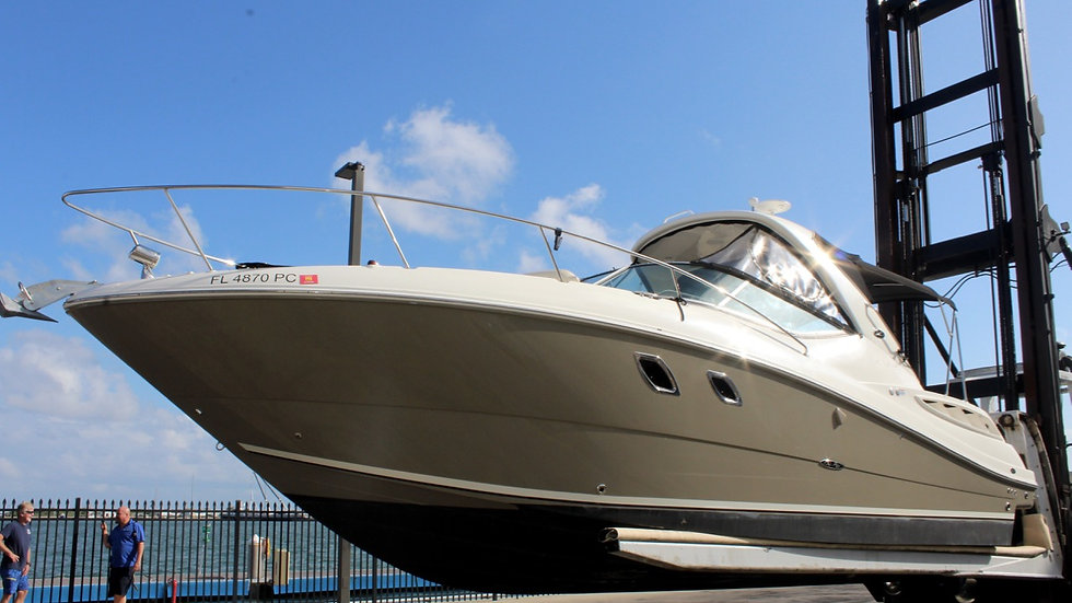 2009 Sea Ray 310 Sundancer