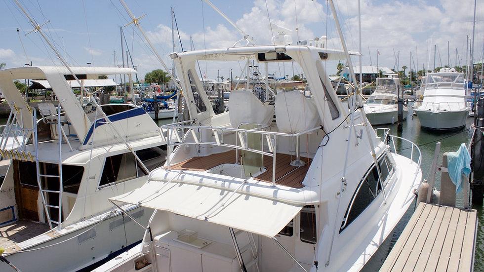 40' Ocean Yacht Sportfish