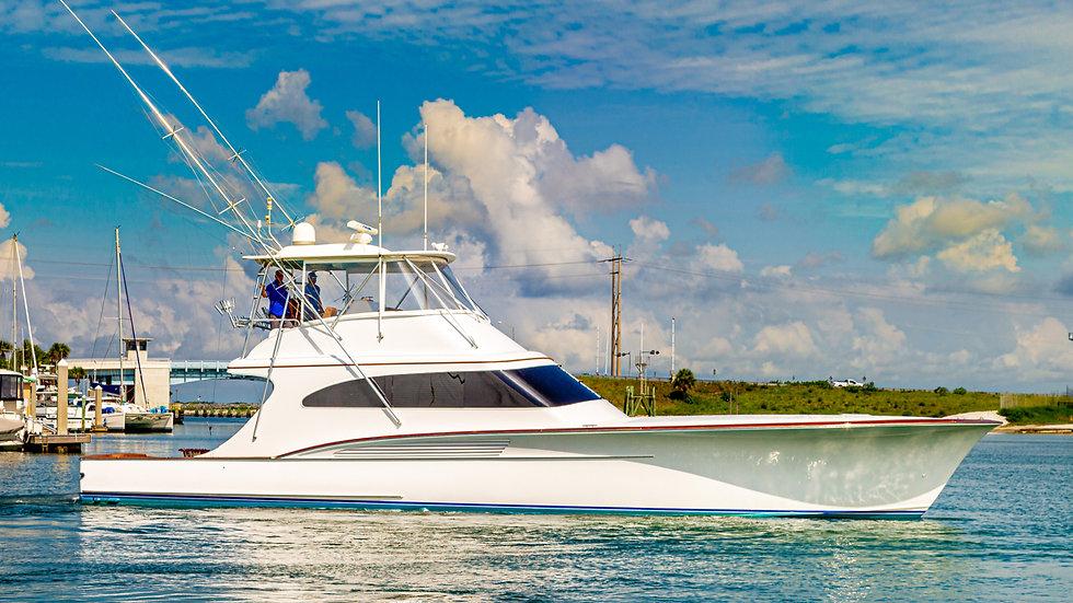 2009 Custom Carolina 62 Hightower