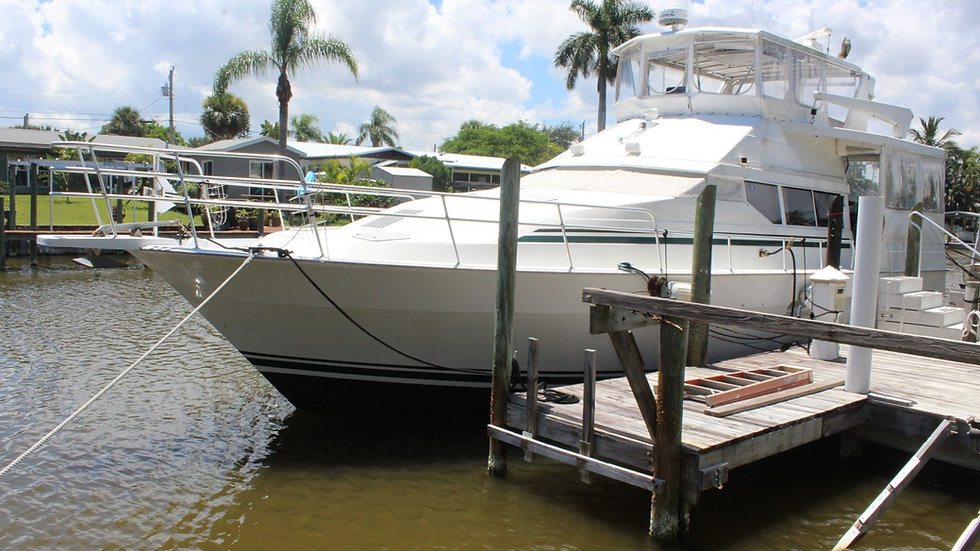 47' Mainship Motor Yacht