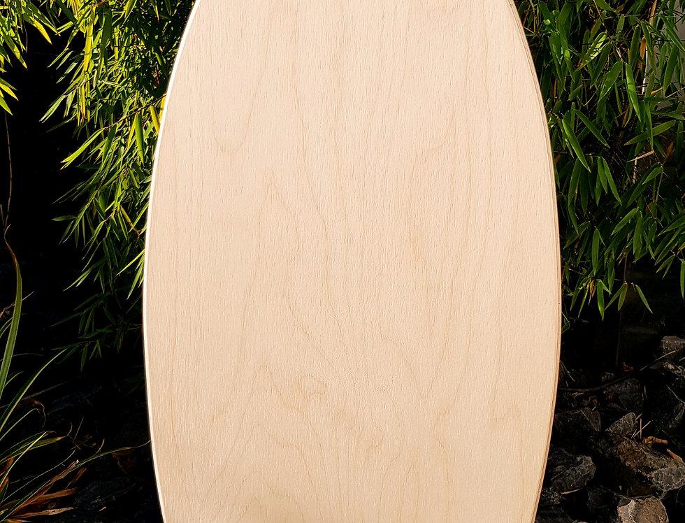 """DIY Balance Board """"pure wood"""""""