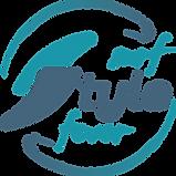 Logo Surfstylefever Finnen und Wellen