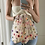 Thumbnail: Slow Summer floral embroidered tote