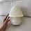Thumbnail: Cream Murano mini mushroom