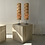 Thumbnail: Pair of dform Pucci table lamps by James Dieter