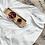 Thumbnail: Slow Summer sculpted linen blanket