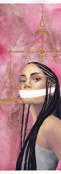 Silenced, Not Blind - [DONATED]