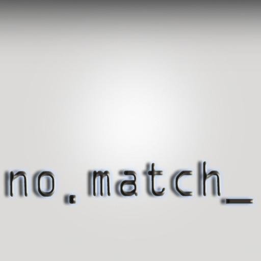 NOMATCH