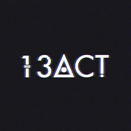 13Act Logo antic Pohui