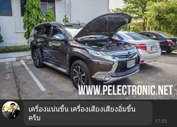 กรองไฟ P Electronic Mitsubishi Pajero Sport 5-2