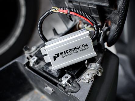 ข้อดีสำหรับรถจักรยานยนต์หลังติดกล่อง P Electronic Oil