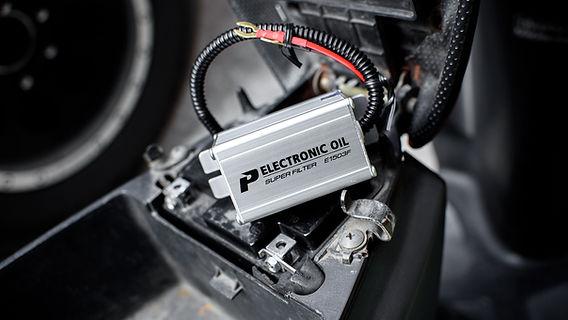 กรองไฟ P Electronic รุ่น E1503F