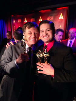 Joey Awards with Jim Caruso
