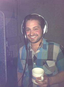 In the studio with Skunkmello