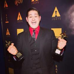 7 time Joey Award winner