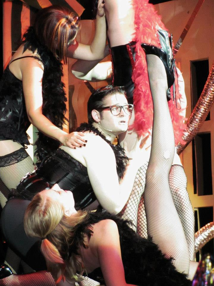 Brad in The Rocky Horror Show