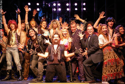 Lonny in Rock of Ages