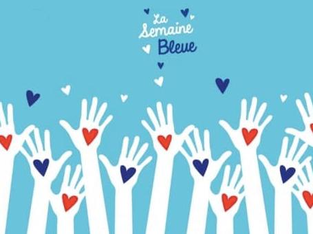 La Semaine Bleue - du 5 au 11 Octobre 2020