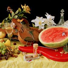 Vanity of Vanities, Watermelon and Electric Guitar