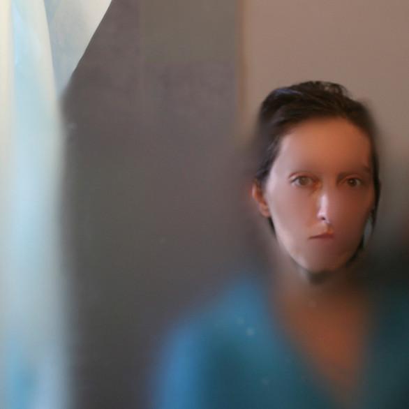 Self Portrait with Mirror #1