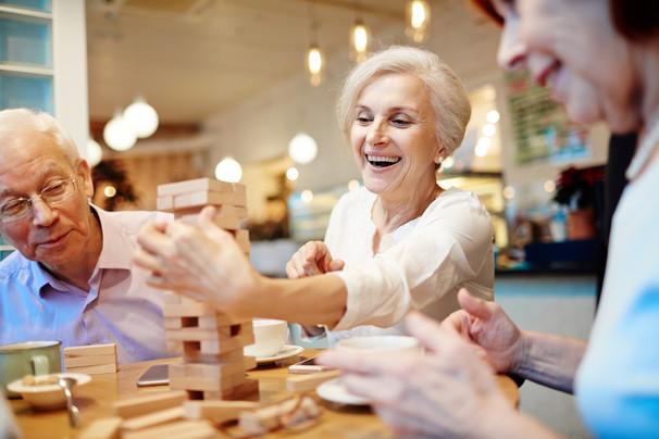 Des idées pour nos aînés en complexe pour retraités