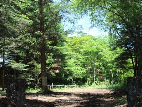 軽井沢の家⑦地盤調査