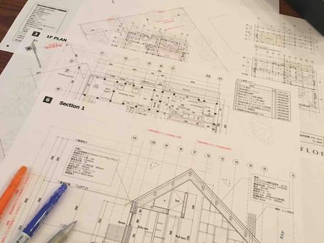 軽井沢の家⑤基本設計