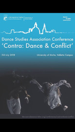 Dance Studies Association Conference